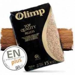 Pellet Pelet OLIMP 6 i 8  mm Pruszków Eco-Stic