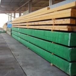 drewno konstrukcyjne KVH