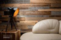 Panele ścienne 3D stare drewno rustykalny inspiracje DIY Antik Holz_1