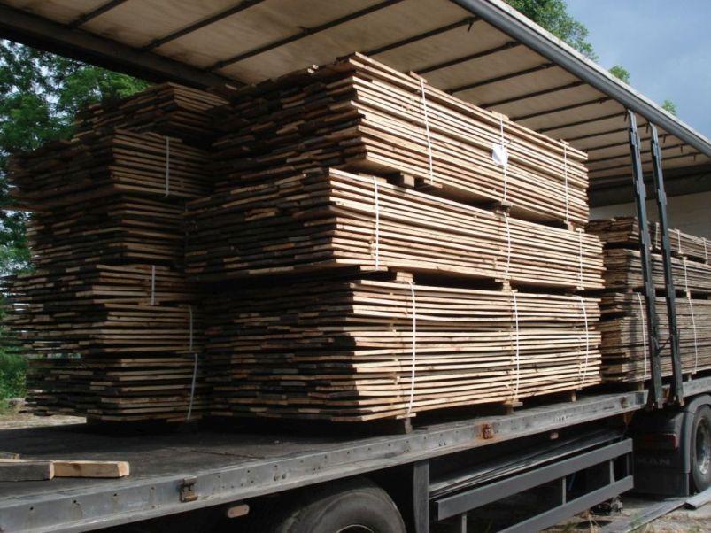 Antik Holz hurtownik starego drewna sprzedaż